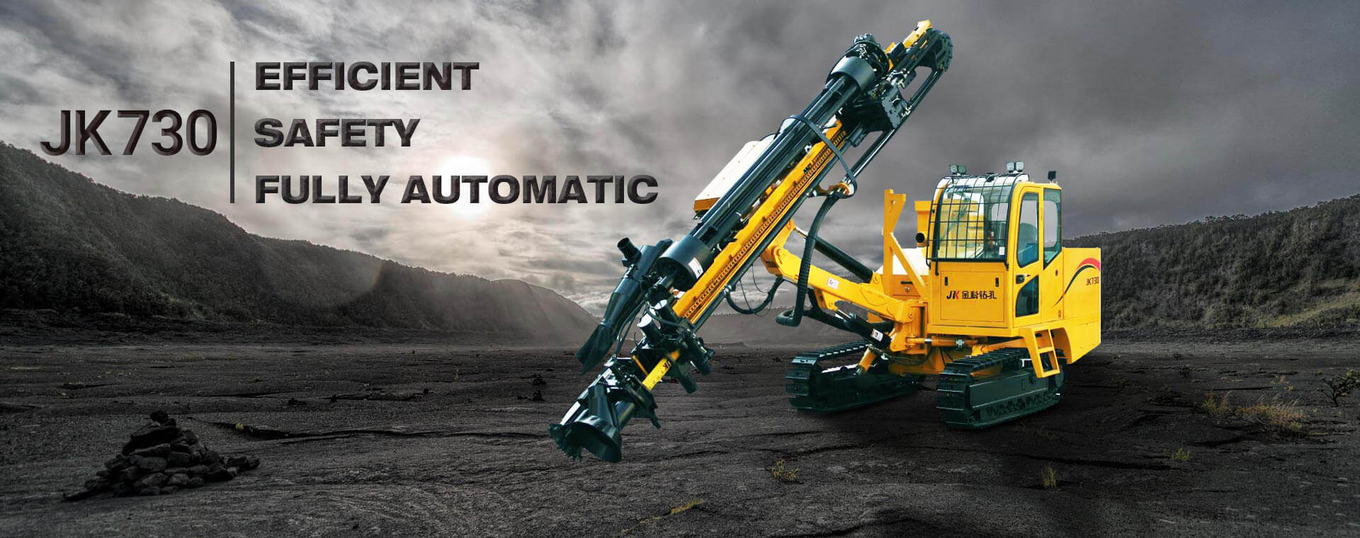 Tophammer Drill Rig