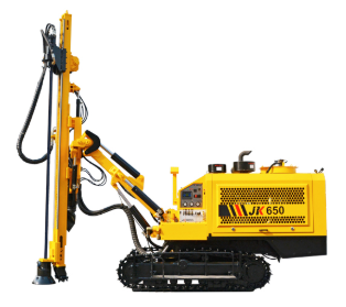 Guardrail Drilling Machine