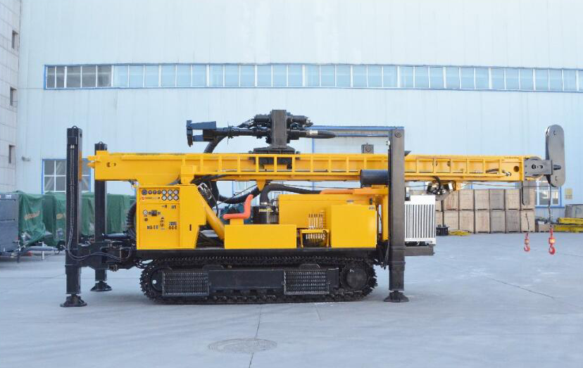 JKZ1000 pile foundation drilling machine reloaded!