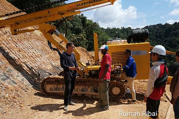 CM458 in Malaysia