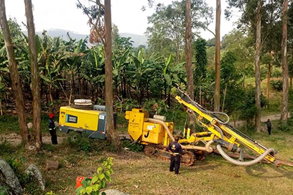 JK590C in Uganda