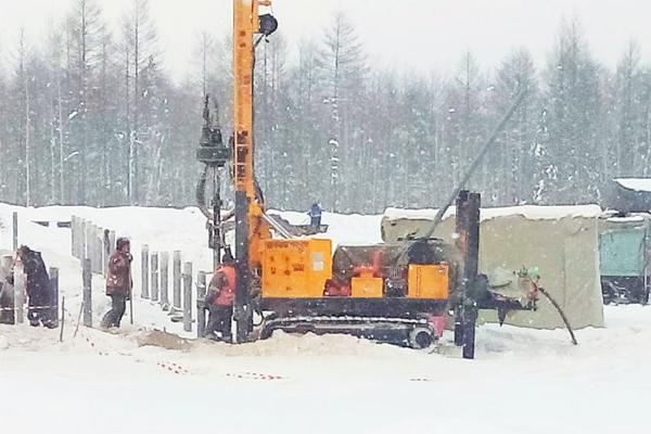 JKS600 in Russia