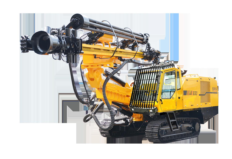 Basic Maintenance Knowledge of Crawler Drill