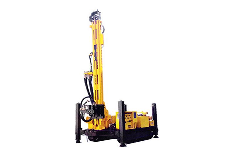 Crawler Hydraulic Rig