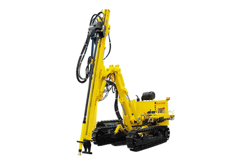 CM358A Crawler Mounted Hydraulic DTH Drilling Rig