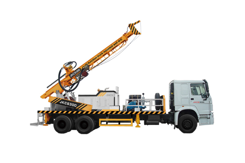 Notes for special vehicle maintenance of drilling rig