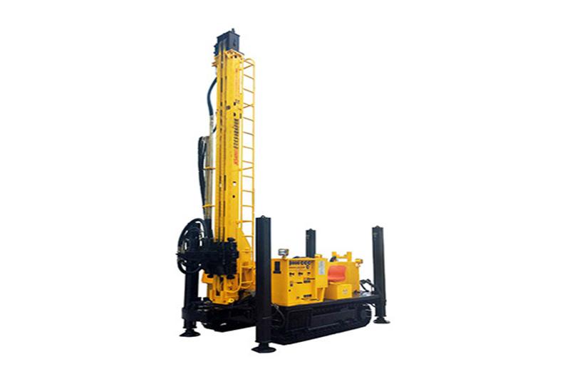 JKS400B Crawler Mounted Versatile Well Drilling Rig
