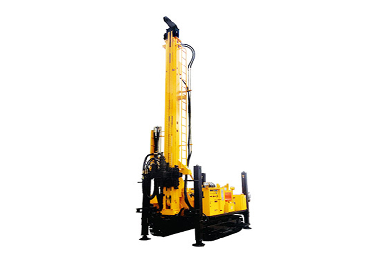 JKS600B Crawler Mounted Versatile Well Drilling Rig