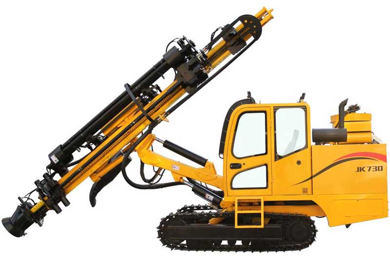 Use And Maintenance Of Hydraulic Drilling Rig