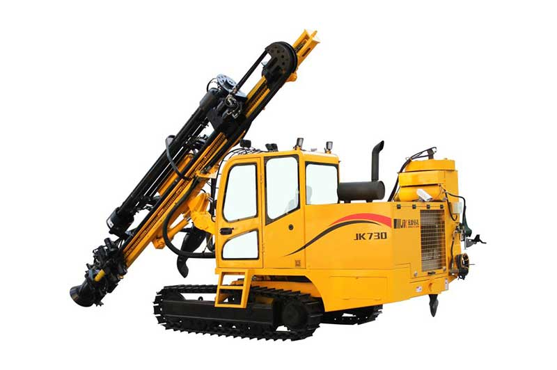 Ways To Improve The Efficiency Of The Crawler Mounted Drill Rig