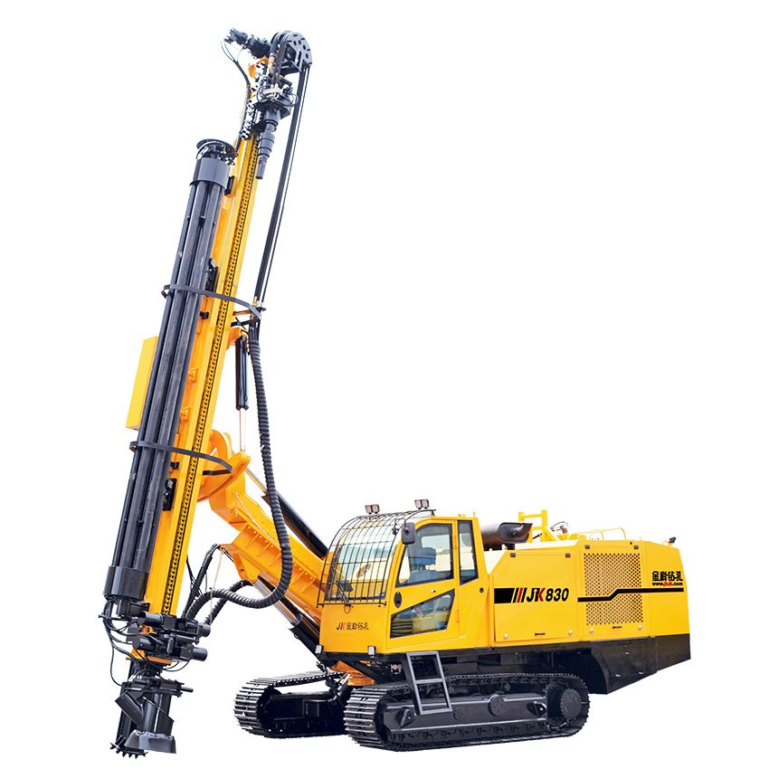 JK830 All-In-One DTH Automatic Drilling Rig