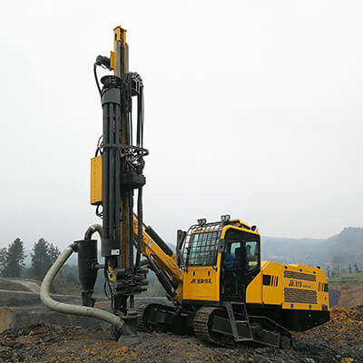 JK810 is working in guizhou