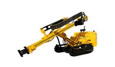 Precautions for installing hydraulic drill rig
