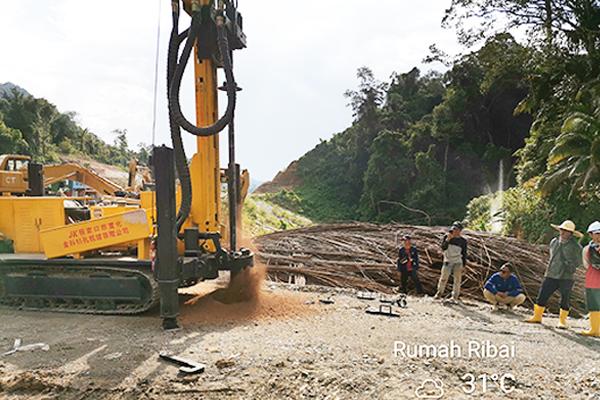 JKS300B in Malaysia